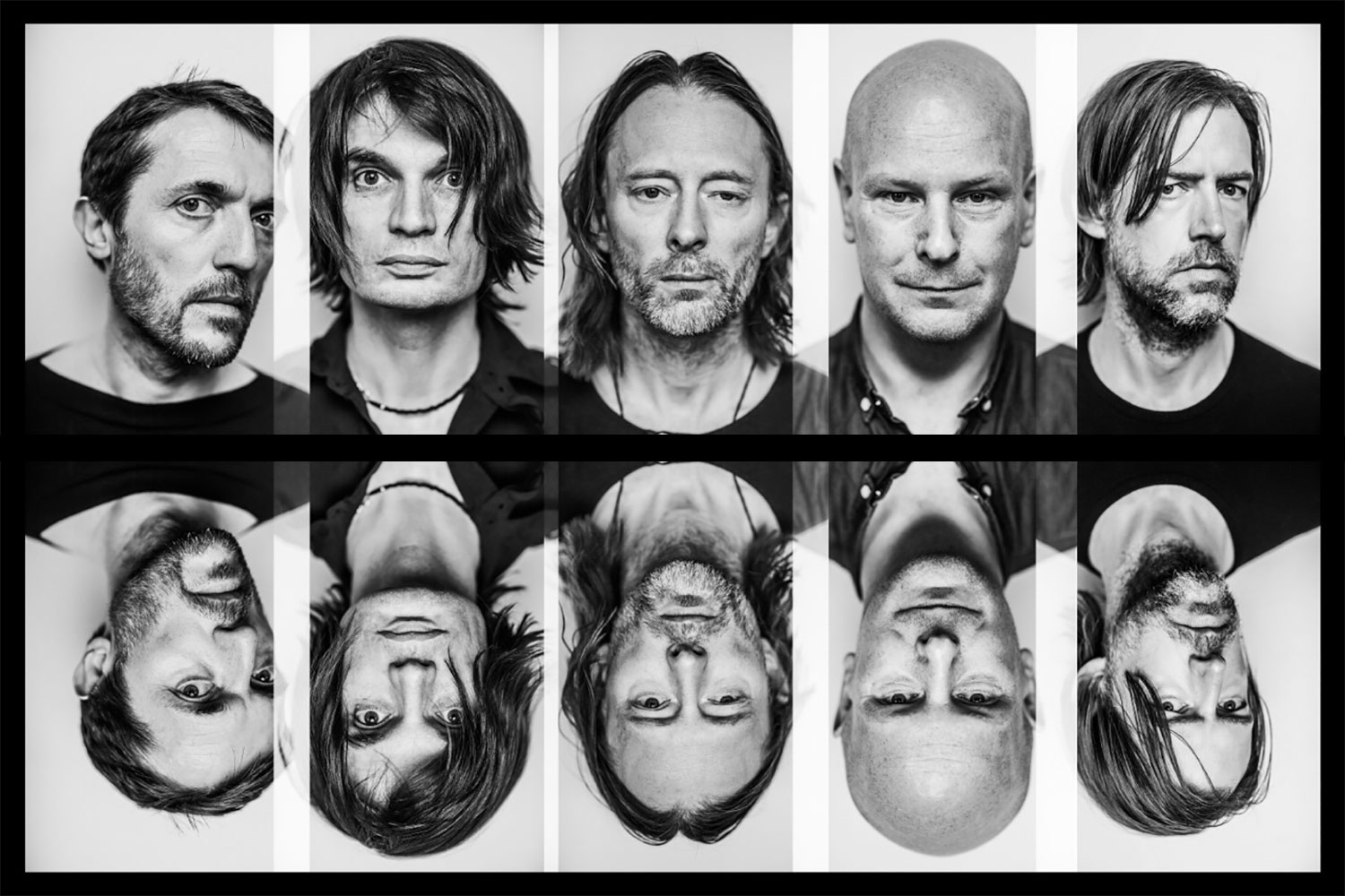 RADIOHEAD: THEIR ENTIRE DISCOGRAPHY IS NOW ON SPOTIFY!