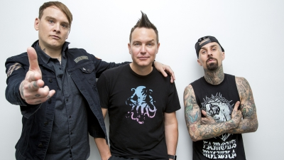 BLINK-182 ARE NOMINATED FOR THE GRAMMY AWARDS!
